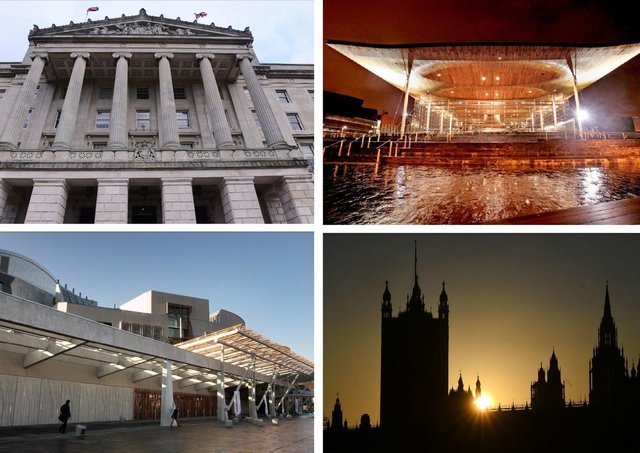 Devolution is reshaping the UK and making it less clear who really takes the big decisions