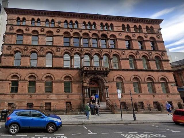 Belfast Water Commissioner's Building, Belfast