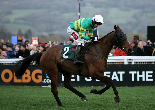 Any Second Now trained by Ted Walsh is among the favourites for Grand National glory at Aintree.