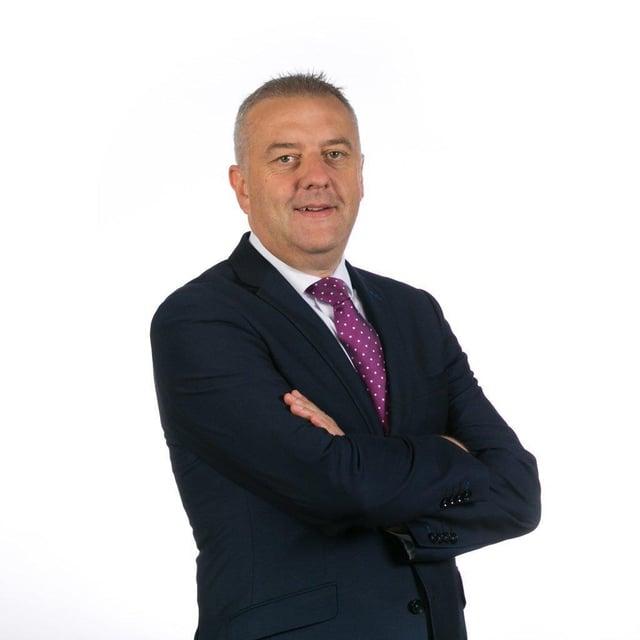 Trevor Lockhart, CEO Fane Valley Group