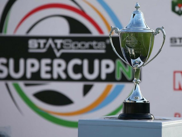 The 2021 STATSports SupercupNI has been cancelled