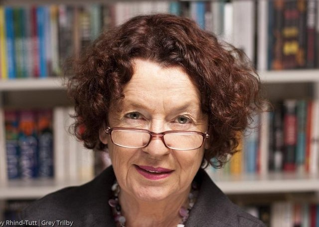 Ruth Dudley Edwards, the author and commentator, who writes a column for the News Letter every Tuesday. She is author of 'The Faithful Tribe: An Intimate Portrait of the Loyal Institutions' and her most recent book is 'The Seven: the lives and legacies of the founding fathers of the Irish republic'