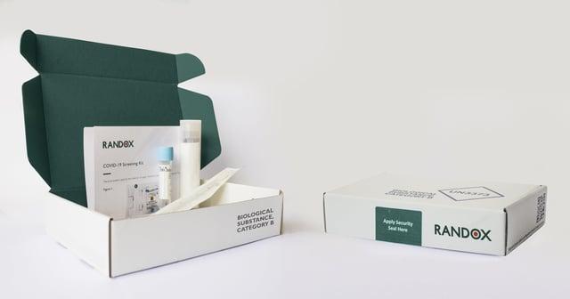 Randox Covid-19 PCR tests