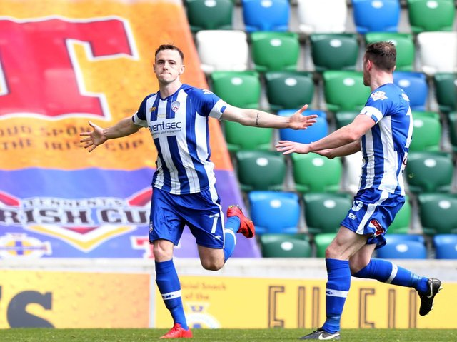 Darren McCauley has retired from football