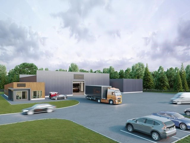 HALT is creating 20 specialist jobs which will be located at a purpose-built manufacturing site in Belfas