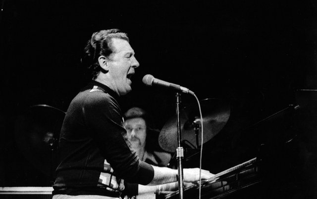 'The Killer': Jerry Lee Lewis