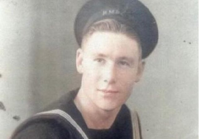 Bobby McAtamney, who was involved in the Battle of Narvik in April 1940