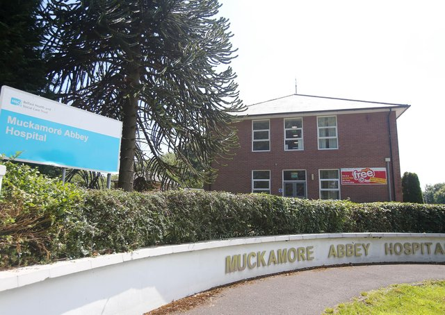 General view of Muckamore Abbey Hospital in Antrim. Picture by Jonathan Porter/PressEye