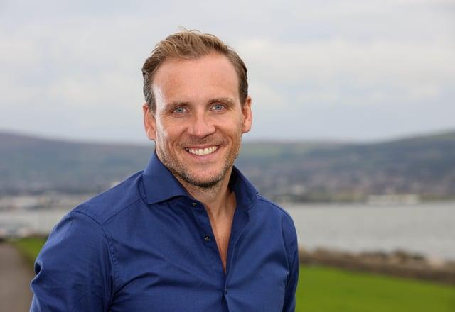 Mark Irwin, Managing Director