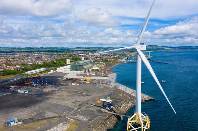 Harland & Wolff has been awarded a contract by Saipem Limited for the fabrication and load-out of eight wind turbine generator (WTG) jacket foundations