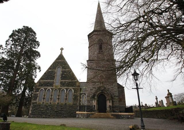 Drumbeg Parish Church. Picture: Brian Little/Presseye.com