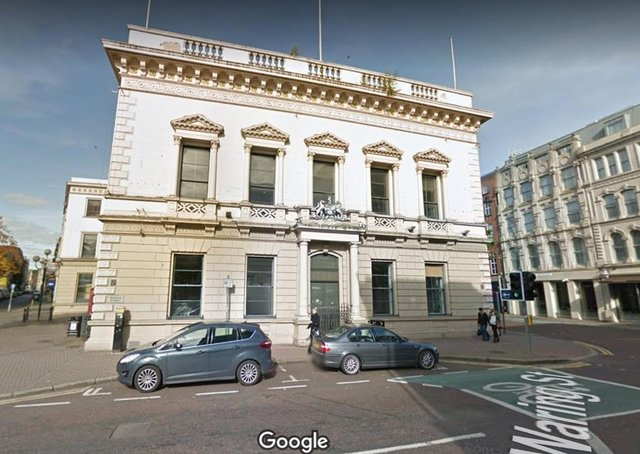 The Old Exchange Rooms in Belfast where the Spring Show of the Ulster Horticultural Society was held in May 1836. Picture: Google
