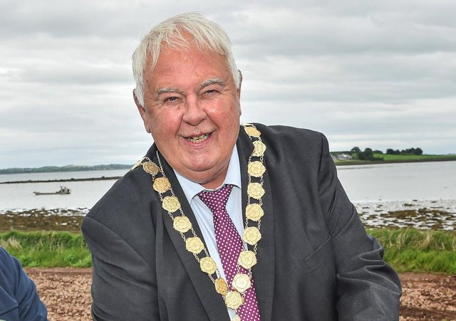 Councillor Bill Keery laughed as he made the comment in a meeting last week