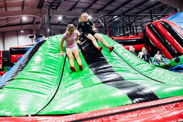 Airtastic Inflata Park