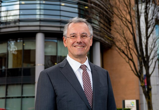Kevin Holland, Invest Northern Ireland's CEO