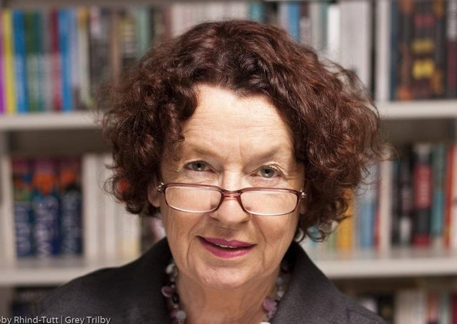 Ruth Dudley Edwards, the author and commentator, who now writes a column for the News Letter every Tuesday. She is author of 'The Faithful Tribe: An Intimate Portrait of the Loyal Institutions' and her most recent book is 'The Seven: the lives and legacies of the founding fathers of the Irish republic'