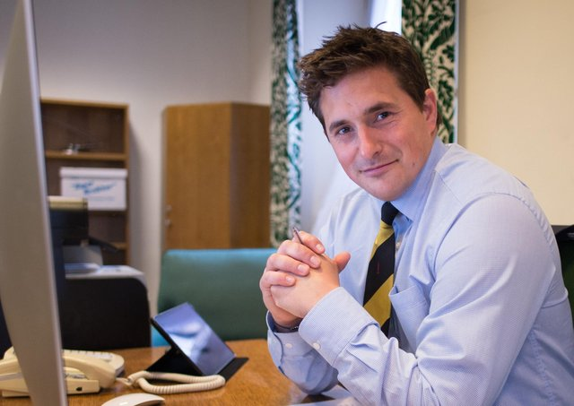Tory MP and former Army captain Johnny Mercer