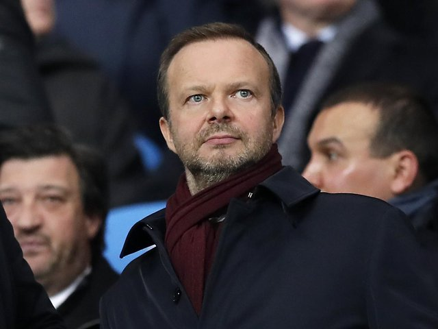 Ed Woodward took the post at Old Trafford in 2013