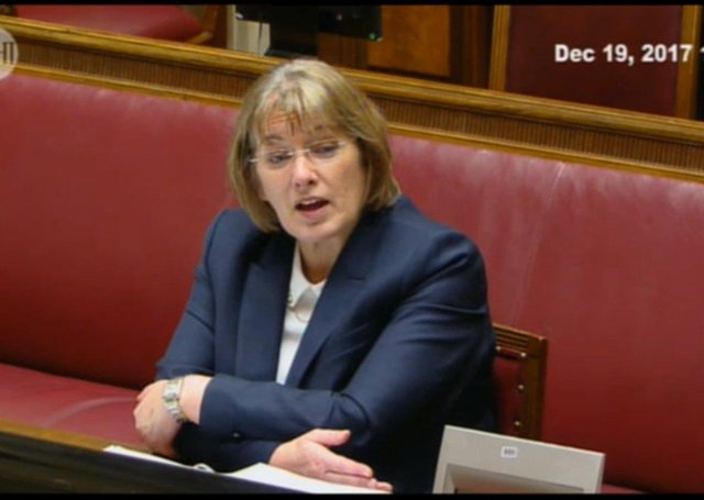 Fiona Hepper was heavily criticised by the RHI Inquiry
