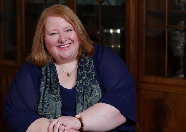 Justice Minister Naomi Long wants to see more progressive politics predominate in Northern Ireland
