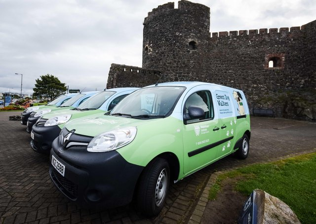 Council vehicles are to be fitted with a tracking device.