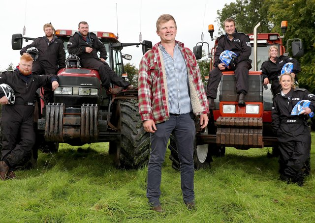 The Fast And The Farmer(ish) – devised by NI film and TV production company Alleycats – will be presented by YouTube star Tom Pemberton