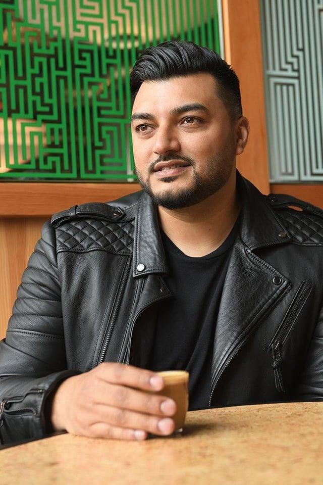 Haroon Danis, CEO of SkinHQ