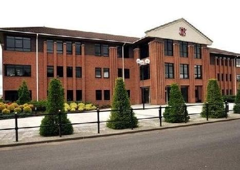 Mid Ulster Council offices