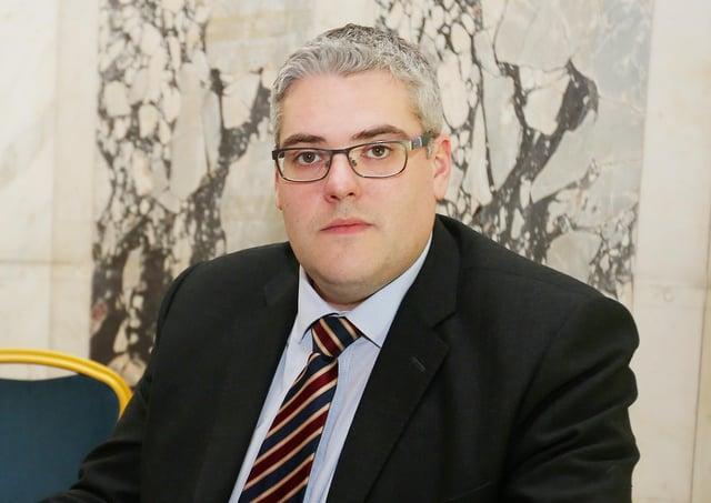 Gavin Robinson MP