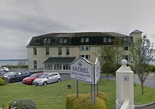The former Ravenhill Nursing Home. Image by Google