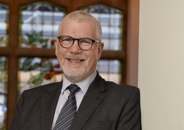 Presbyterian Moderator Rev Dr David Bruce