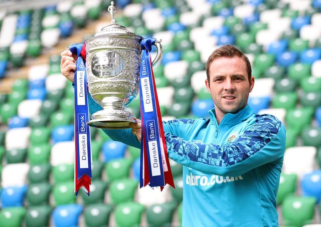The 2021-22 Irish Premiership season will start on August 28.