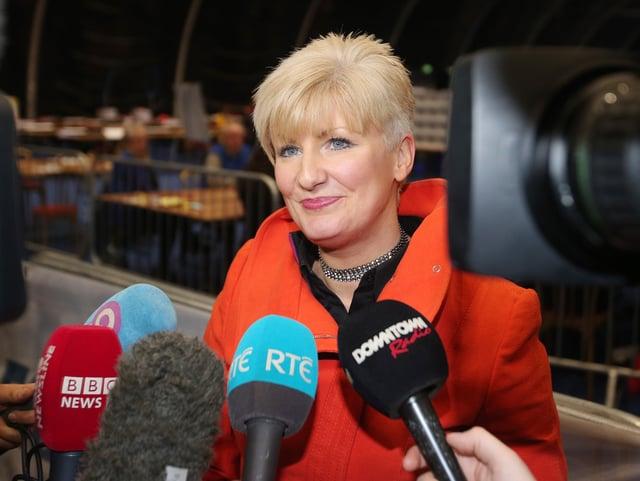 DUP MLA Joanne Bunting
