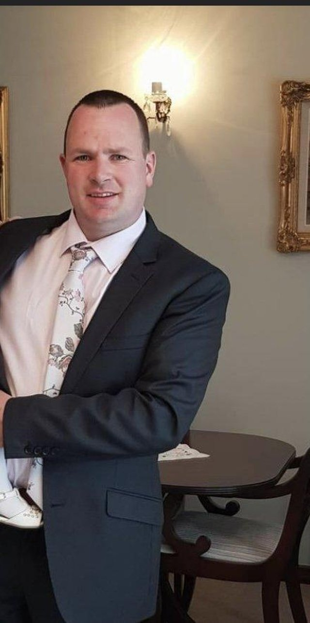 John Kinsella knocked down and killed Claire Coyle in August 2018