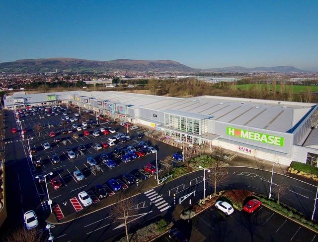 Shane Retail Park, Belfast