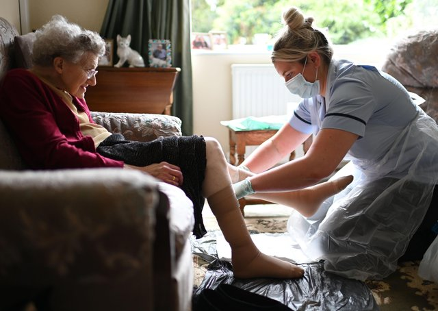 Northern Ireland care home residents remain under strict restrictions on visitation