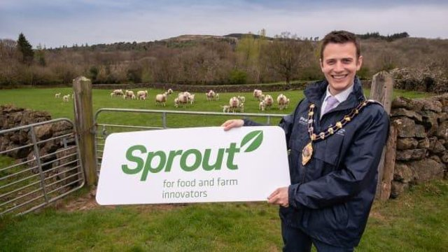 Mayor of Mid and East Antrim calls on food and farm businesses as new programme launches