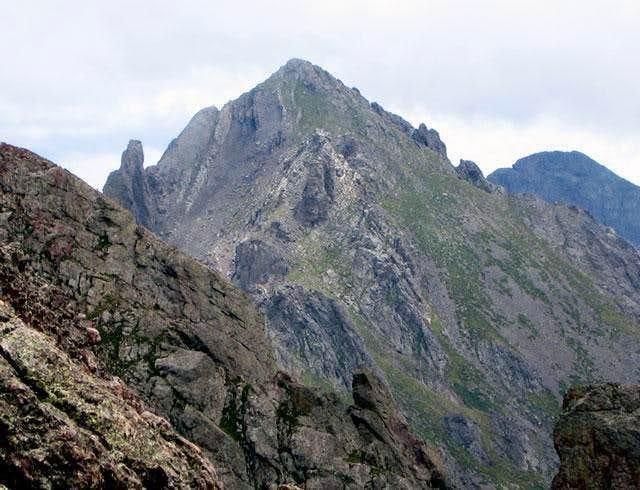 Broken Hand Peak, Rocky Mountains, Named After County Cavan's Mountain Man