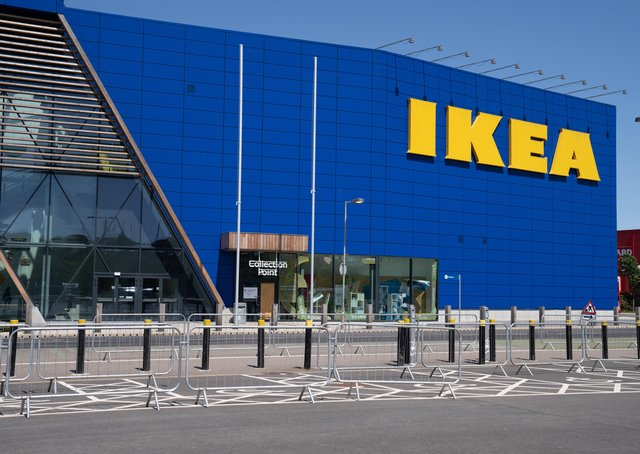 IKEA is implementing a number of measures to keep co-workers and colleagues safe, including Social Distance Wardens who will be on hand throughout the store to help customers find their way around the new one-way system, and ensure social distancing measures are being followed.