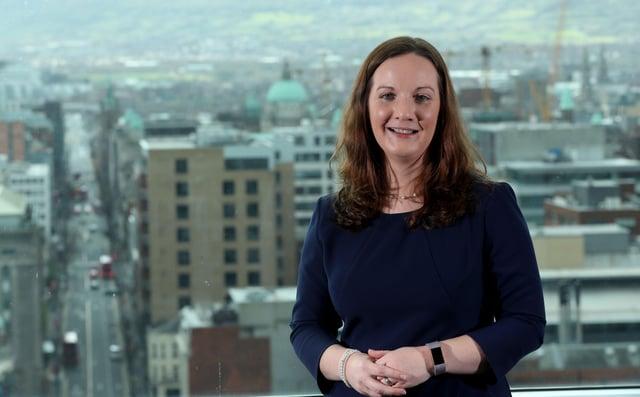 Director of Openreach in Northern Ireland, Mairead Meyer