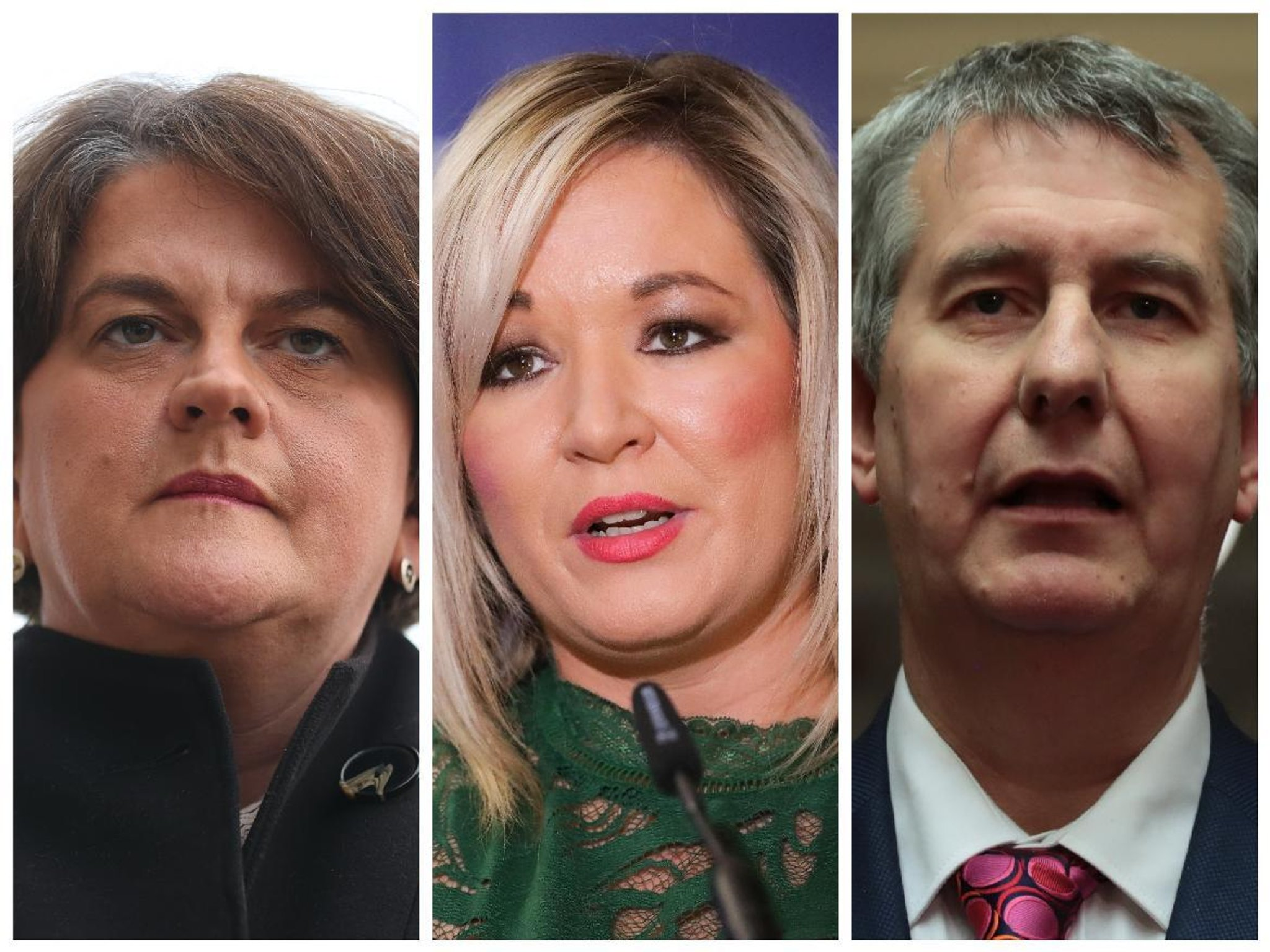 LIVE UPDATES: Arlene Foster - Michelle O'Neill slams 'harebrained' Edwin Poots for withdrawing from North-South meeting