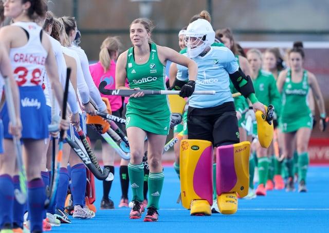 Ireland's Katie Mullan. INPHO/Bryan Keane