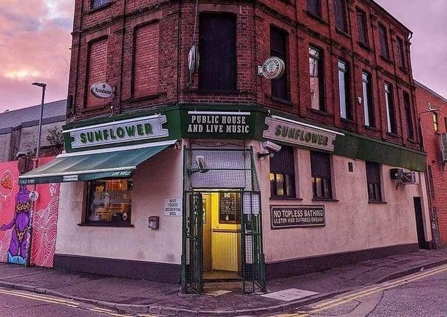 Sunflower Bar - taken from facebook page