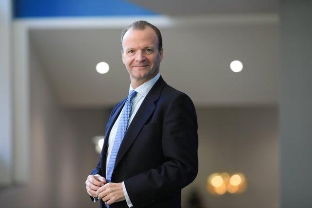 Ian McLaughlin, CEO Bank of Ireland UK