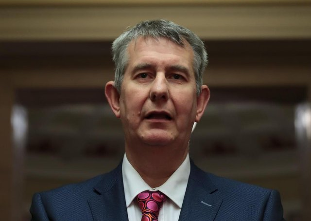 Next leader of the DUP? Edwin Poots.