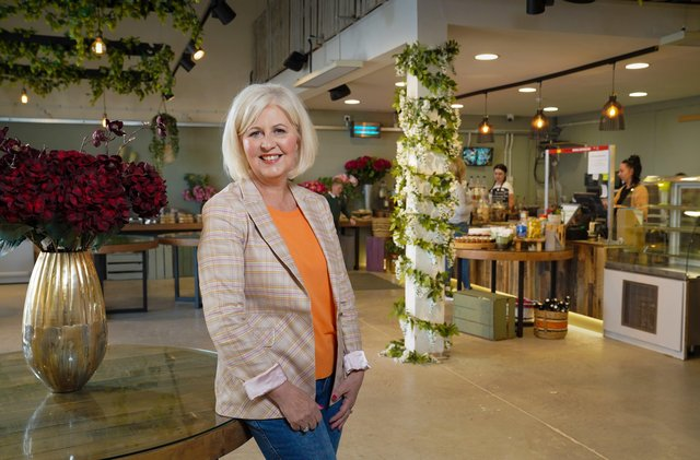 Carol Little, owner of Alana Interiors