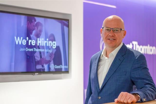 Grant Thornton announces recruitment drive