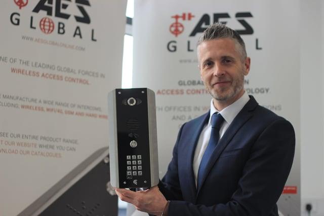Paul Creighton CEO, AES Global