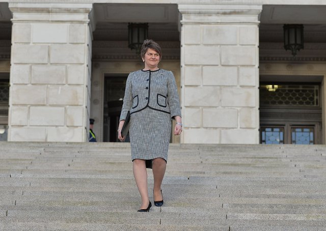 Arlene Foster's political career might have ended in failure but grace and courtesy always endure, writes Gerry Cullen