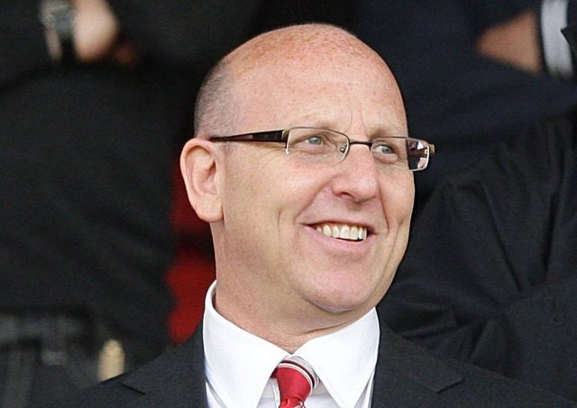 Manchester United director Joel Glazer. Pic by PA.